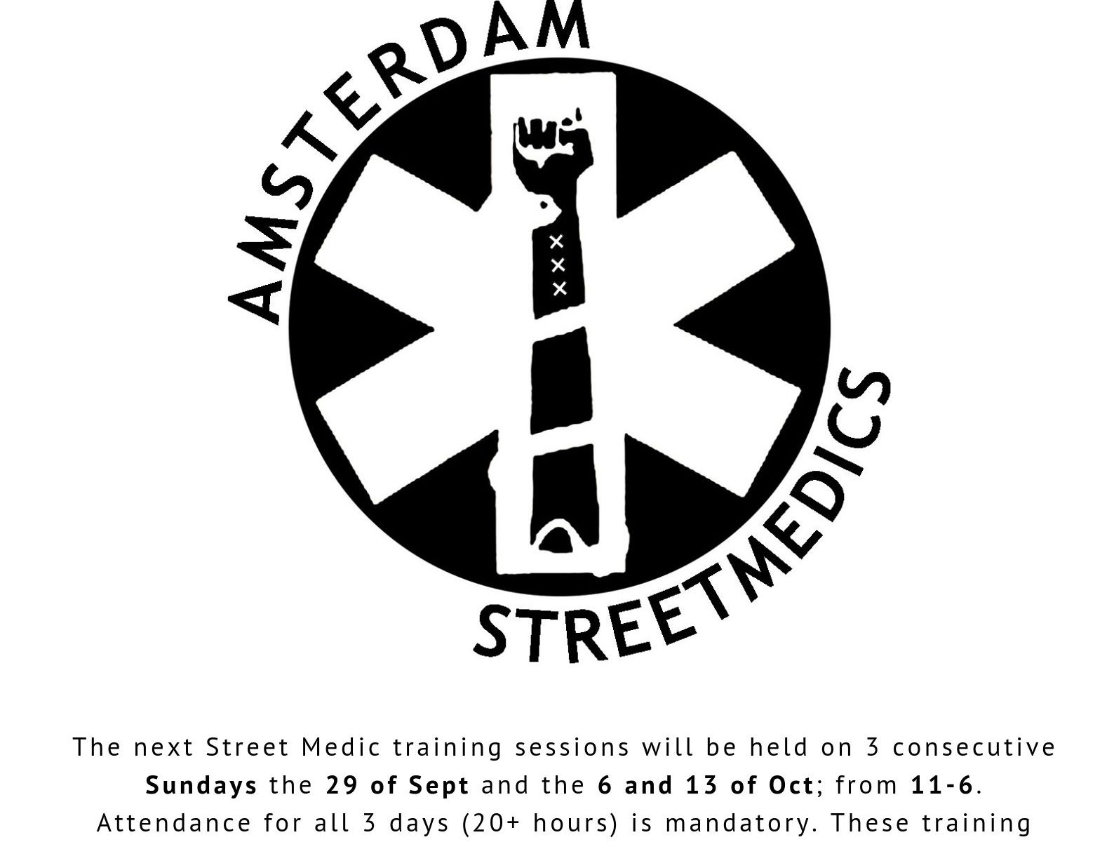 street medics training