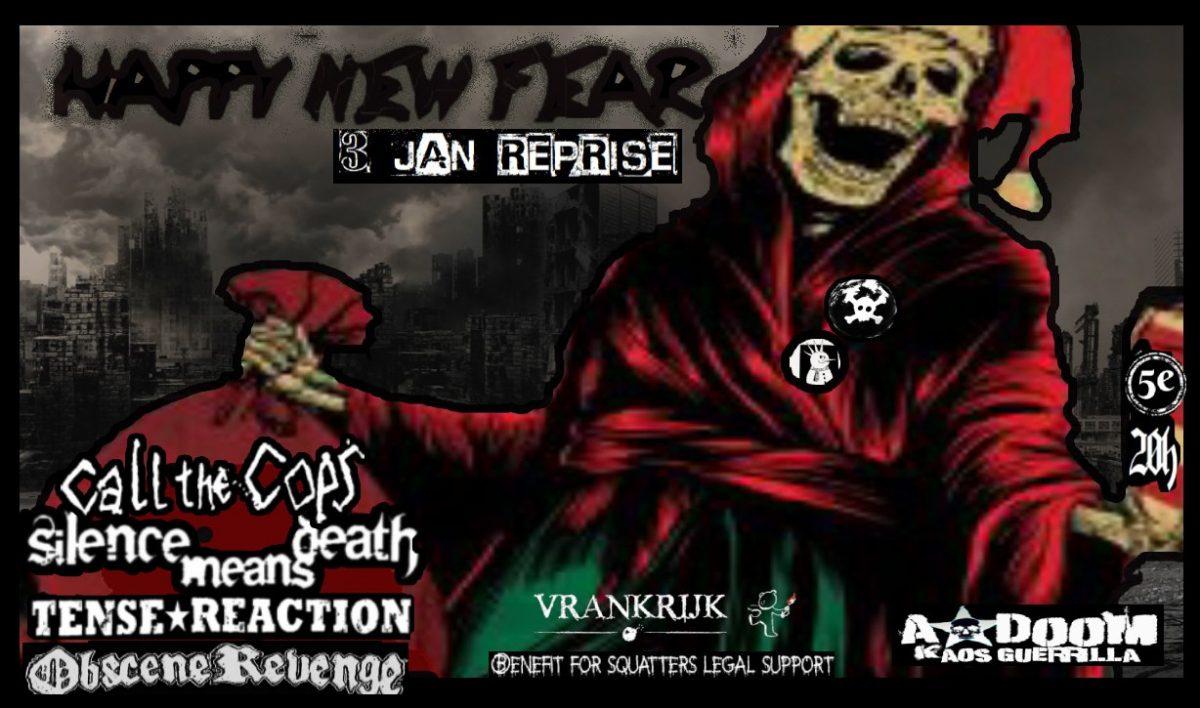 Happy New Fear 2020